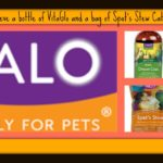 Halo, Purely For Pets Giveaway