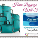 Have Luggage, Will Travel Giveaway
