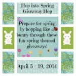 Hop into Spring Giveaway