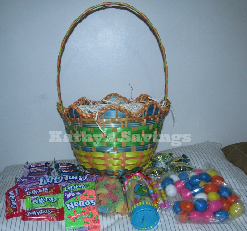Swiss colony splash easter gift basket reviewgiveaway img0917 negle Images