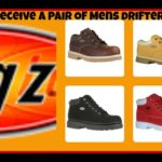 Mens Lugz Drifter Boot Giveaway