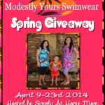 Modestly Yours Swimwear Giveaway