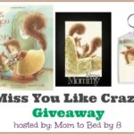 Miss You Like Crazy Giveaway