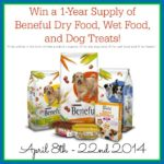 Beneful Dog Food Year Supply Giveaway
