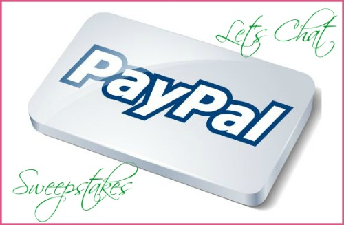 paypal card giveaway