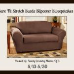 Sure Fit Slipcover Giveaway