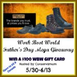 Work Boot World Giveaway