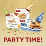 Free Van's Natural Foods Party Pack