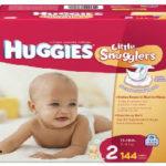 Free Huggies Little Snugglers Diapers & Wipes Sample Pack