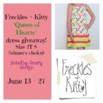 Freckles + Kitty Dress Giveaway