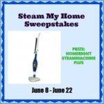 Steam my Home Giveaway