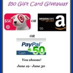 $50 Gift Card Giveaway‏