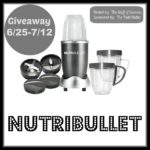 NutriBullet Giveaway