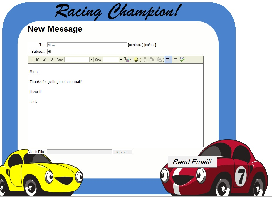 racecar