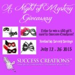 A Night of Mystery Giveaway