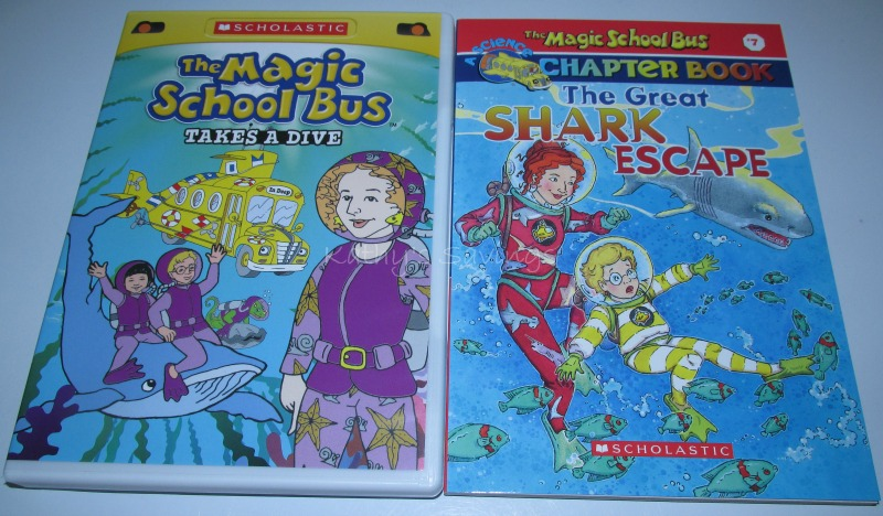 The Magic School Bus Takes A Dive Coral Reefs - YouTube