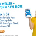 Time to Come Clean by Giving Cottonelle a Try!