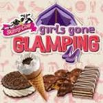 Skinny Cow Girls Gone Glamping Sweepstakes/Instant Win Game