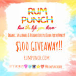 $100 Rum Punch Gift Card Giveaway