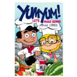 Free Copy of Yum, Yum Let's Make Some Cookbook For Kids