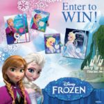Disney Frozen Books Giveaway
