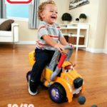 Little Tikes Big Dog Truck Ride-On Giveaway