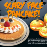 Kids Can Get a Free IHOP Scary Face Pancake on Halloween