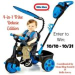 Little Tikes 4-in-1 Trike Giveaway