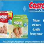 3 Free Huggies Snug & Dry Diapers & a Pack of Natural Care Wipes