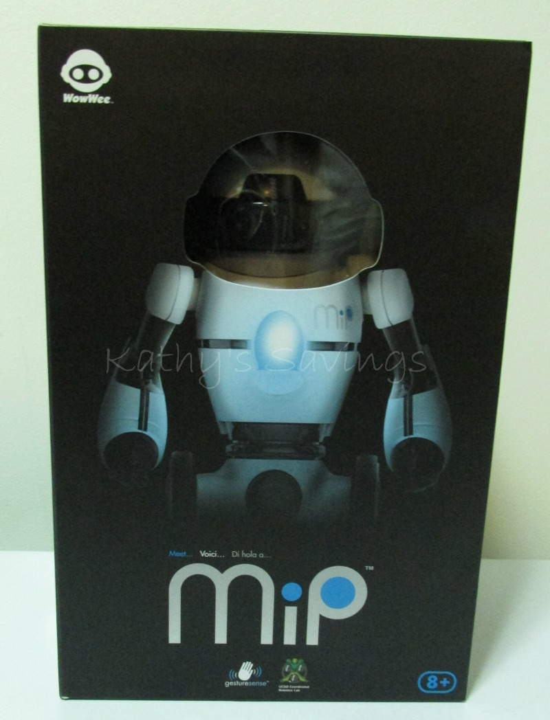 #MiP #WowWee #review #robotic #robot