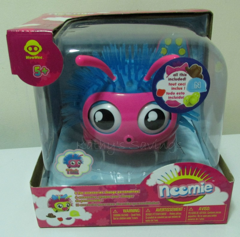 #WowWee #Noomie #review #robotic #toys