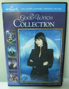 #TheGoodWitch #dvd #review