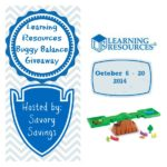 Learning Resources Buggy Balance Giveaway