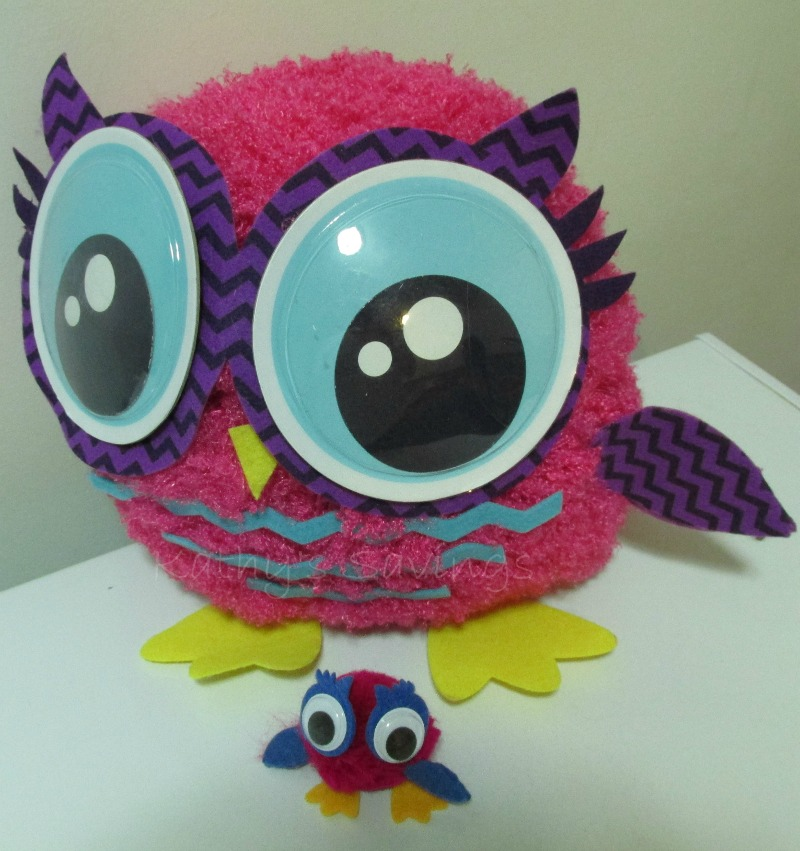 #PomTree #MommyandBabyOwl #PomPals #kit #review