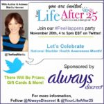 Always/Your Life After 25 Giveaway