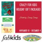 Crazy for Kids Giveaway