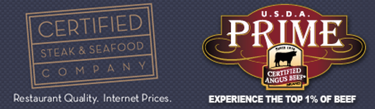 Certified Steak and Seafood Company is a purveyor of the finest meats and seafood available. Their commitment to their customers is simple: They offer the finest product at a reasonable cost and support their customers before, during, and after the sale with the highest quality care in our industry.