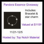Pandora Giveaway
