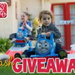 Thomas the Tank Engine Up & Down Roller Coaster Giveaway