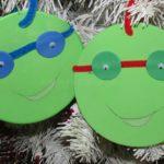 Teenage Mutant Ninja Turtles Ornaments