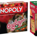 A Christmas Story Monopoly and Yahtzee Giveaway