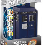 Doctor Who and The Walking Dead Yahtzee Game Giveaway