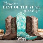 Country Outfitter Boots Giveaway