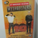 Mythbusters-10th Anniversary Collection DVD Set Review