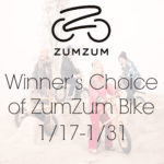 ZumZum Bike Giveaway