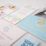Basic Invite's Baby Stationery