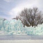 Ice Castles in Eden Prairie, MN