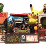 Possible Free Geeky Gear From Power Up Box