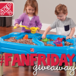 Enter to Win a Step 2 Cascading Cove Sand & Water Table