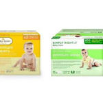 Free sample of Simply Right Diapers & Wipes